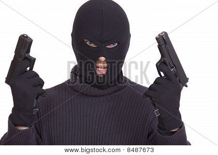 Gangster With Guns