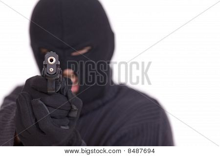 Thief In Balaclava
