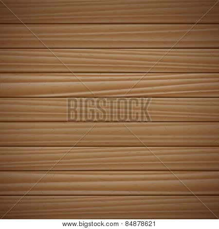 Vector wood planks texture.