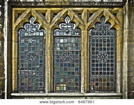 Medieval Church Windows