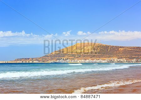 The Mountain In Agadir, Morocco