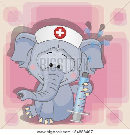 Elephant Nurse