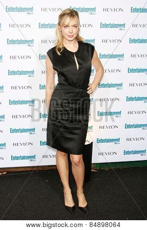 BEVERLY HILLS - SEP 20: Amanda Walsh at the 6th Annual Entertainment Weekly Pre-EMMY party  on September 20, 2008 in Beverly Hills, California