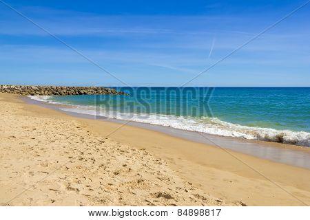 Endless Sea, Infinite Horizon, Atlantic Ocean, Portugal