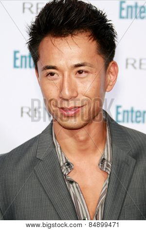 BEVERLY HILLS - SEP 20: James Kyson Lee at the 6th Annual Entertainment Weekly Pre-EMMY party  on September 20, 2008 in Beverly Hills, California