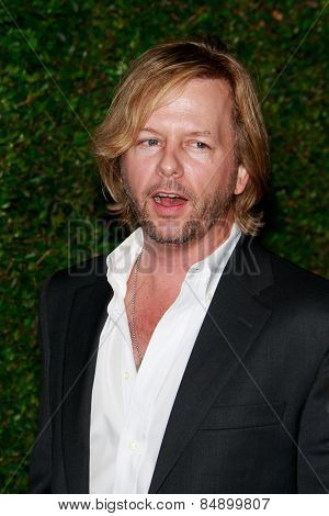 BEVERLY HILLS - SEP 20: David Spade at the 6th Annual Entertainment Weekly Pre-EMMY party  on September 20, 2008 in Beverly Hills, California