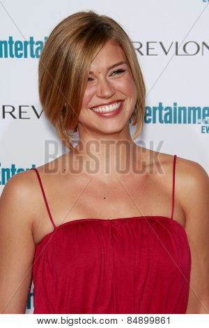 BEVERLY HILLS - SEP 20: Adrianne Palicki at the 6th Annual Entertainment Weekly Pre-EMMY party  on September 20, 2008 in Beverly Hills, California