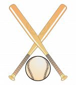 foto of baseball bat  - baseball equipment - JPG
