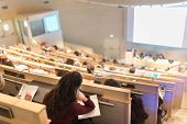 stock photo of entrepreneurship  - Conference and Presentation - JPG