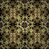 stock photo of damask  - Abstract beautiful background - JPG