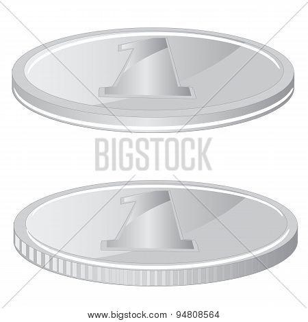 Coin iron