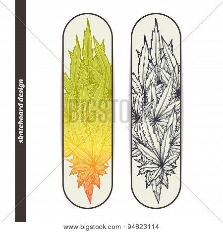Skateboard Design Two