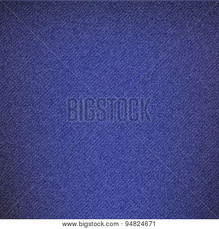 Dark Blue Jeans Background Pattern