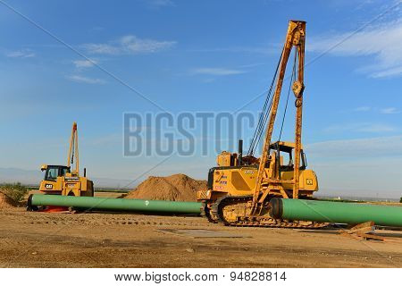 Pipe Laying Machinery