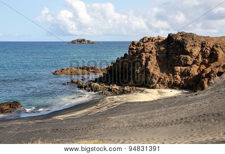 Corner Beach Of Djeu