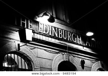The Edinburgh Arms