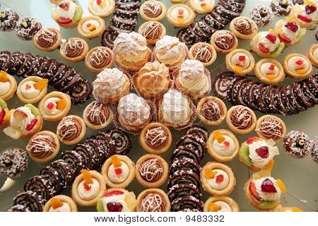 Diversity Of Pastry