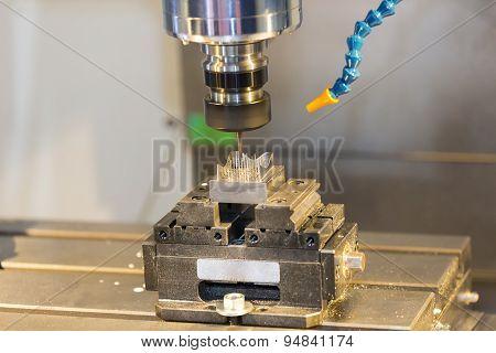 High Precision Cnc Machining Center