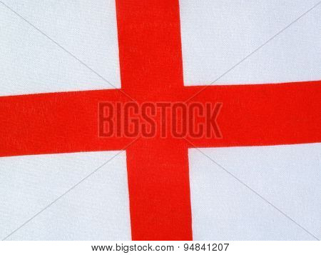 St Georges Cross the national flag of England