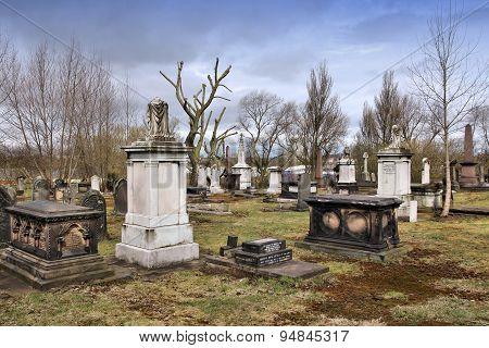 Birmingham Warstone Lane Cemetery