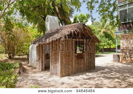 Kitchen Of Pedro St. James Castle (1780) On Grand Cayman Island