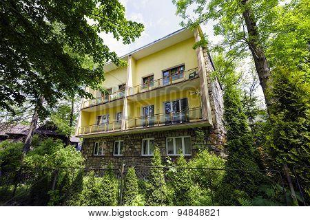 Residential Building At Zamoyskiego Str,  Zakopane