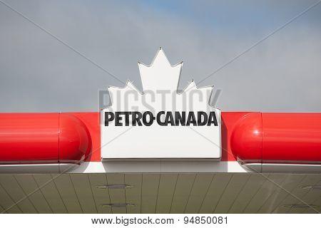 Petro-Canada Sign