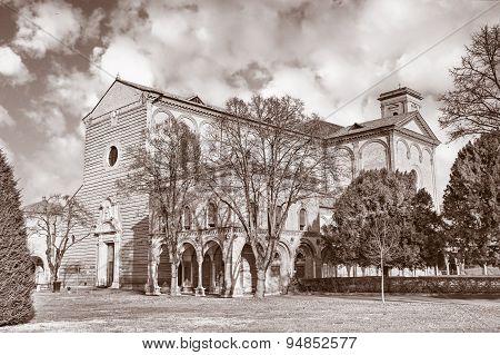 The Certosa Of Ferrara, Italy