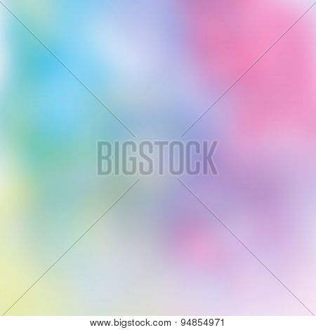 Colorful abstract blur background for web design. Blurred texture