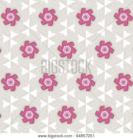 Joyful Sunny spring bright cheerful pattern