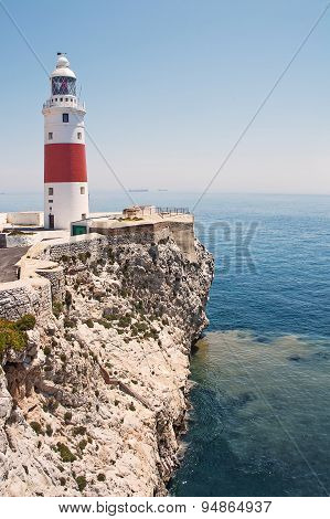 Lighthouse Of Gibraltar