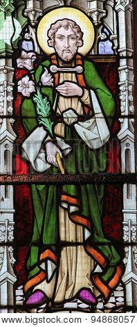 Stained Glass - Saint Joseph
