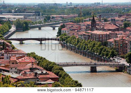 Aerial Verona
