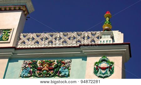 Colorful Architecture of Key West