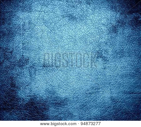 Grunge background of aero leather texture