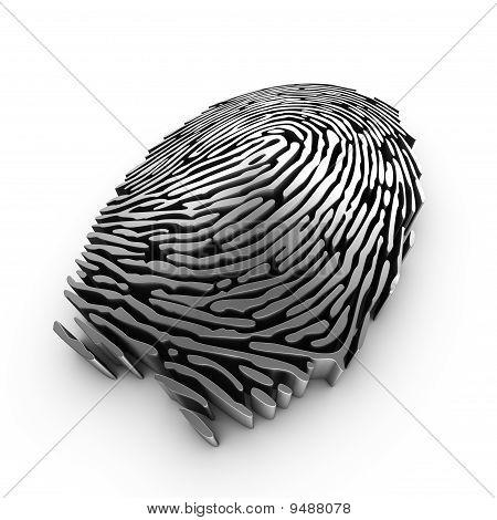 Huella digital para la autenticación