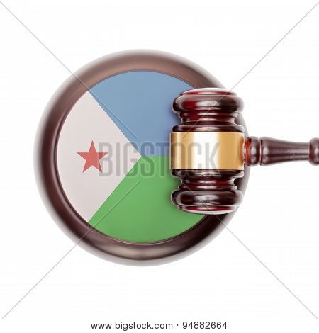 National Legal System Conceptual Series - Djibouti