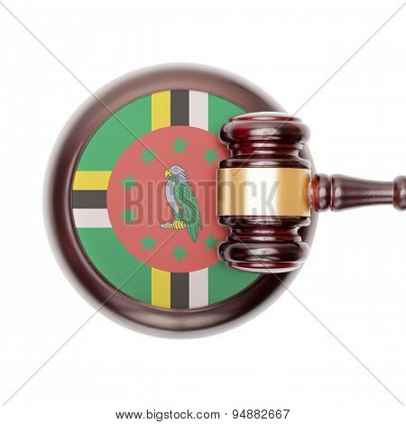 National Legal System Conceptual Series - Dominica