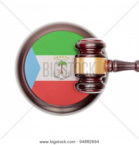 National Legal System Conceptual Series - Equatorial Guinea