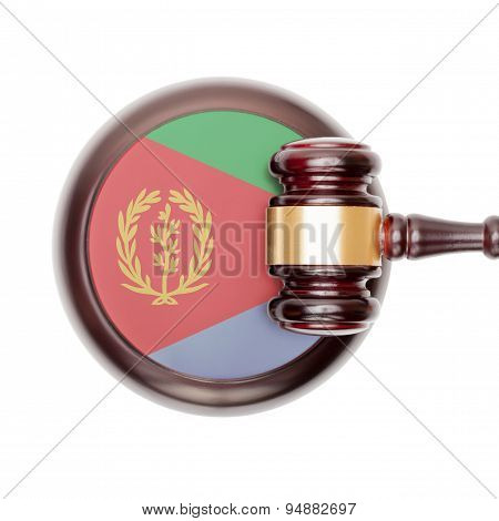 National Legal System Conceptual Series - Eritrea