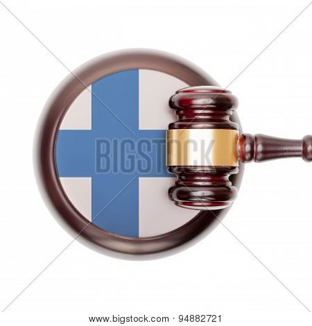 National Legal System Conceptual Series - Finland
