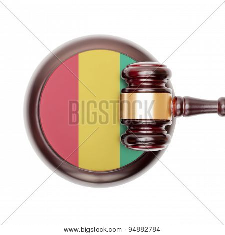 National Legal System Conceptual Series - Guinea