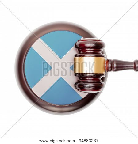 National Legal System Conceptual Series - Scotland