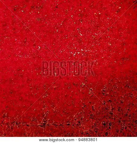 Red grunge background. Vector rusty texture. Vector illustarion. eps 10