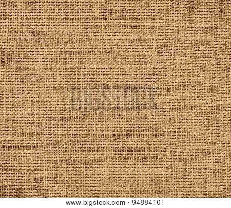 Desert burlap texture background