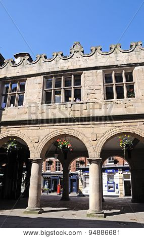 The Market Hall, Shrewsbury.