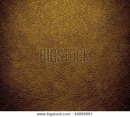 Drab leather texture background