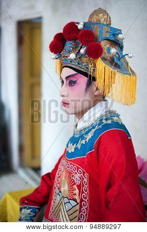 Sichuan Opera - Chongzhou