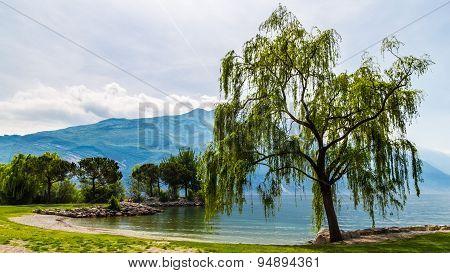 Lake Of Garda, Italy