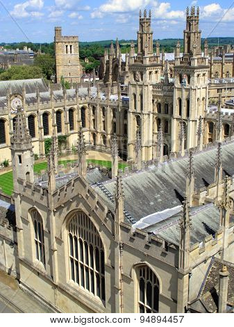 All Souls College Oxford University